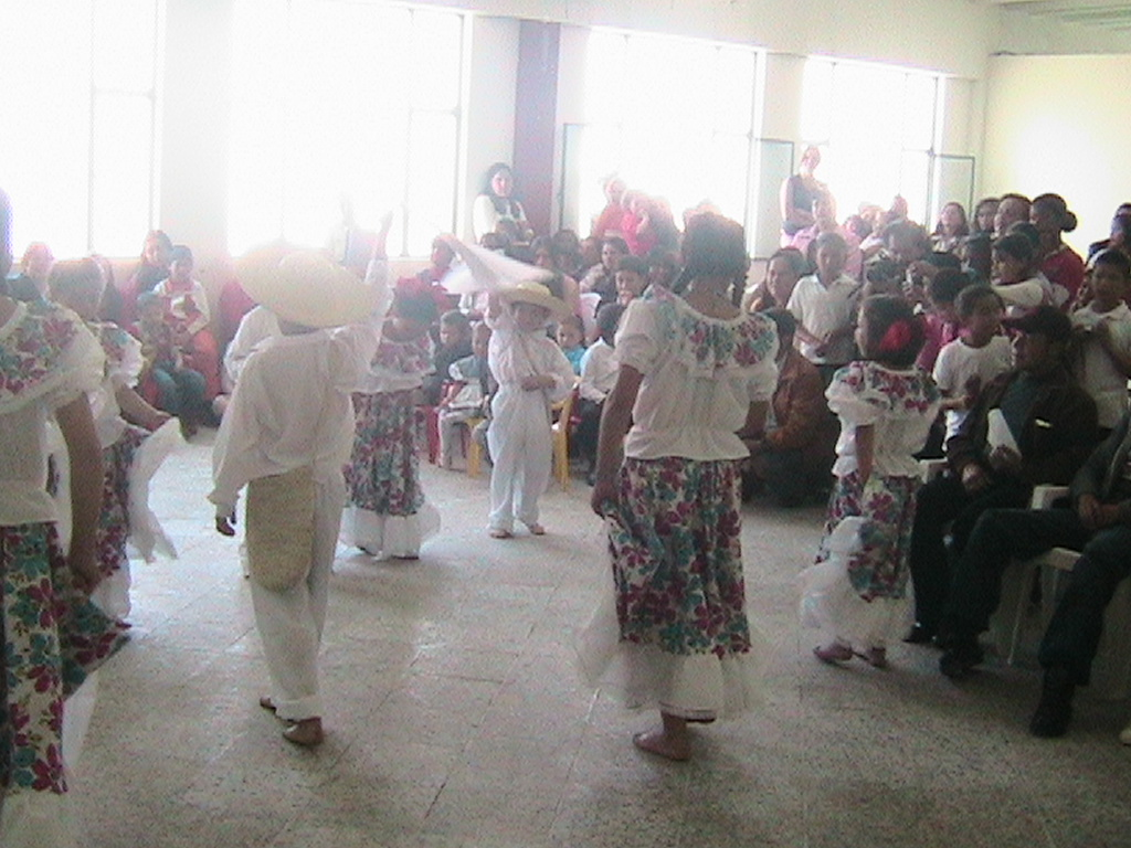 Dance by students
