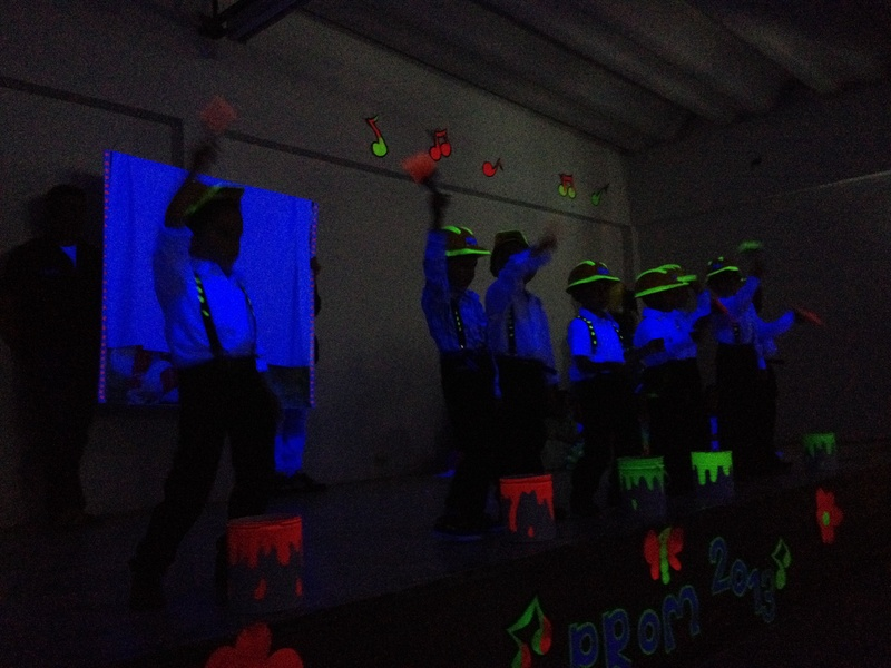 Dark Light Theatre Performance